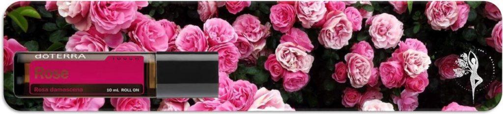Rose trandafir doterra ulei esential