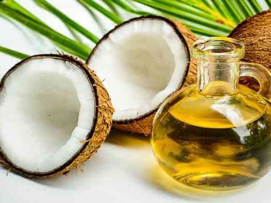 Cocos ulei de baza purtator